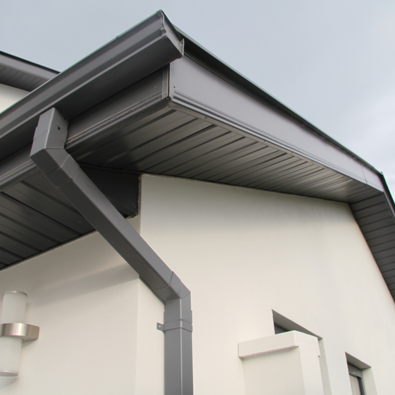 Alufit Supply And Fit Packages For Pvc Fascia Soffit